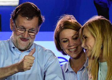 Rajoy está dispuesto a gobernar en minoría con apoyos puntuales