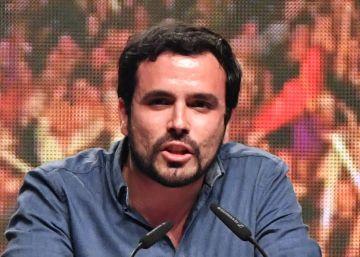 """Garzón defiende la alianza: """"Separados, el resultado habría sido mucho peor"""""""