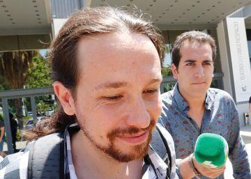 """Iglesias quiere frenar las críticas internas por el resultado: """"Hay que calmarse"""""""