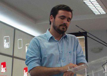 Los críticos de IU cuestionan a Iglesias y piden visibilidad