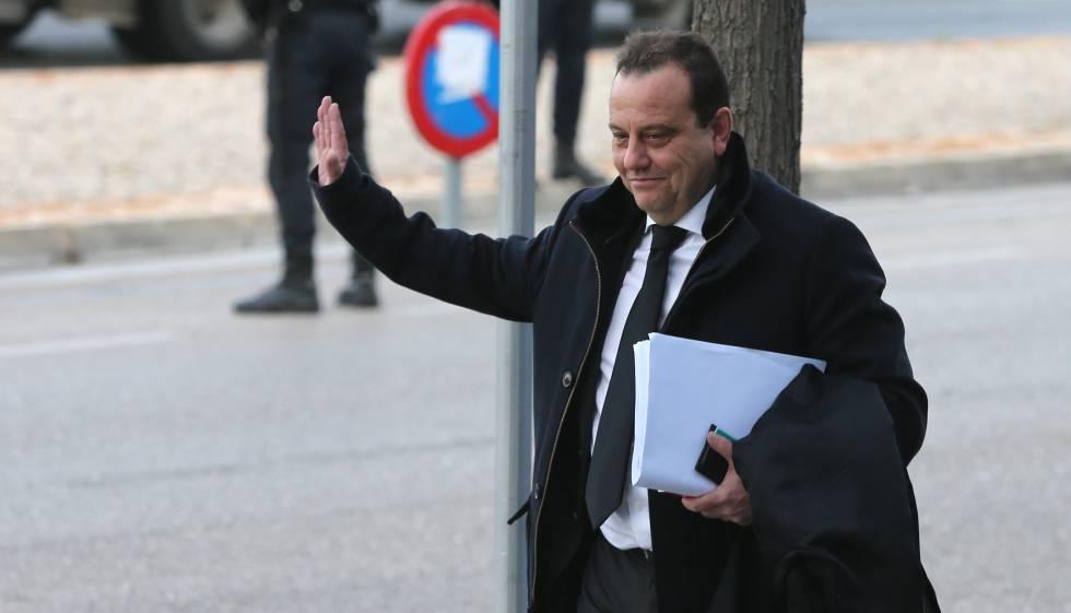El fiscal Pedro Horrach, el pasado 11 de enero.