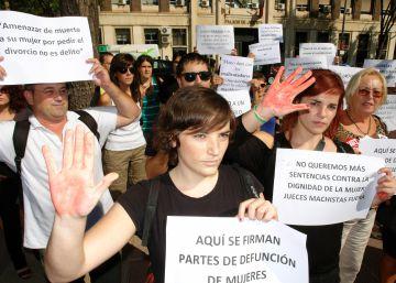 Las medidas de protección a niños víctimas de violencia machista se multiplican