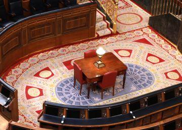 10.000 euros de paro por 111 días de trabajo en el Congreso