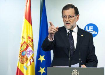 Rajoy quiere formar un Gobierno de coalición con el PSOE que incluya a Sánchez