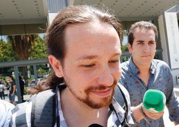 La fiscalía rechaza investigar la financiación ilegal de Podemos