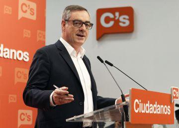Ciudadanos fijará su postura final sobre Rajoy cuando este acepte ir a la investidura