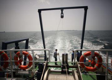 El 'barco narco' convertido en buque oceanográfico