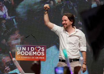 Podemos apunta a la alianza con IU o Venezuela como causas del fracaso el 26-J