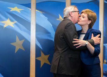 El PSOE y Ciudadanos rechazan que Escocia negocie con la UE en solitario