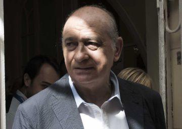 La policía 'barre' el Ministerio del Interior por las grabaciones