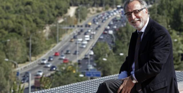 El exdirector de la DGT, Pere Navarro, en una imagen de archivo.