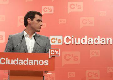 Decenas de afiliados de Ciudadanos se dan de baja en Galicia por la falta de primarias