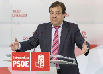 Vara sugiere dejar escaños del PSOE vacíos en la investidura