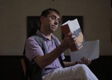 La Complutense suspende a Monedero por sus asesorías a Venezuela y Ecuador