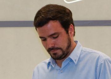 Garzón y Errejón chocan sobre el futuro y el proyecto de Unidos Podemos