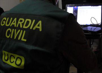 Detenidas 18 personas por pornografía infantil en 13 provincias