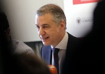 Urkullu liga el apoyo a Mariano Rajoy a pactar sobre los presos de ETA