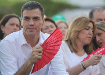Pedro Sánchez prepara con los barones la investidura de Rajoy con el no por delante
