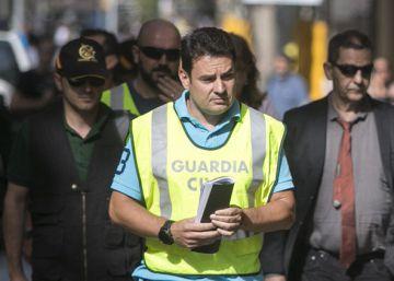 Operación contra la corrupción en 23 Ayuntamientos