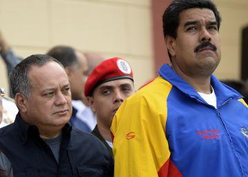 España no investigará a Diosdado Cabello por ensalzar a un etarra muerto en Venezuela
