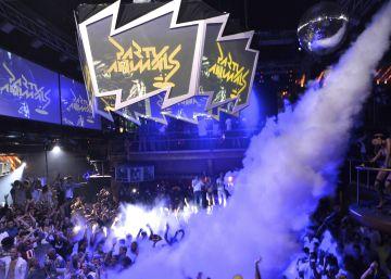 Cuatro detenidos tras los registros en la discoteca Amnesia de Ibiza