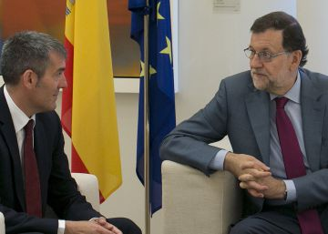Rajoy cita a ERC mañana en La Moncloa en su ronda de contactos