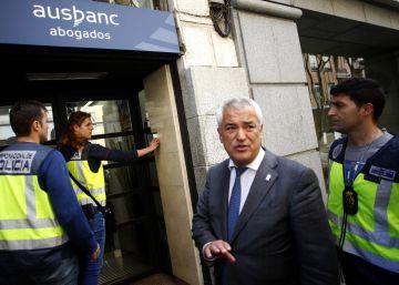 El juez deniega la libertad a Luis Pineda por su patrimonio en el extranjero