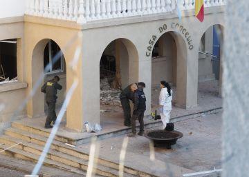 Prisión para un miembro de Resistencia Galega por una bomba en 2014