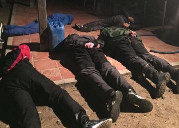 La Guardia Civil se incauta en Cádiz de un 40% más de droga que en 2015