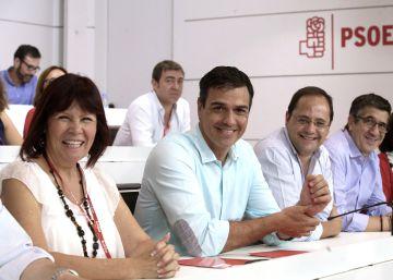 """Pedro Sánchez: """"El PSOE votará no a la investidura de Mariano Rajoy"""""""