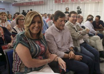 El presidente de Asturias pide al PSC que defina su relación con el PSOE