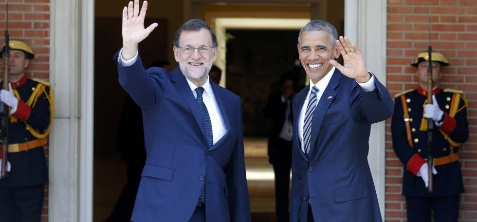 Barack Obama en España