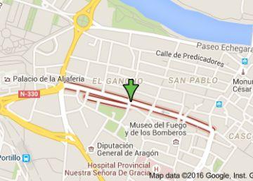 Una mujer, herida grave tras ser apuñalada por su expareja en Zaragoza