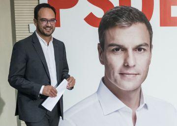 """Hernando: """"Si el PSOE cambia de opinión, perderá toda la credibilidad"""""""