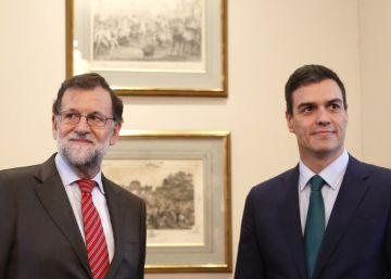 Rajoy forzará al PSOE a decidir en julio para evitar elecciones
