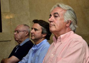 Dos excargos de Matas entrarán en prisión tras admitir la corrupción