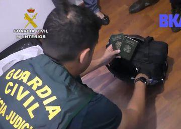 29 detenidos en una operación internacional contra el tráfico de drogas y personas