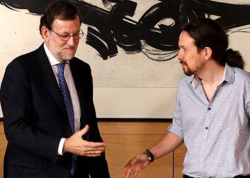 """Iglesias: """"Sánchez debe elegir: Rajoy, una alternativa de izquierdas o elecciones"""""""
