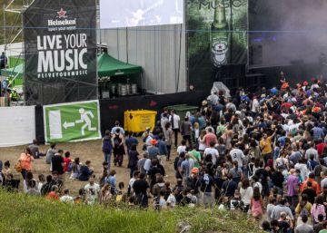 Detenido un joven de 19 años por una agresión sexual en el festival BBK Live