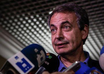 """Zapatero: """"Podemos quiere ser como el PSOE"""""""