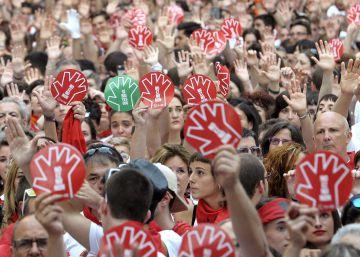 Una nueva detención por tocamientos en San Fermín