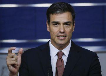 El PSOE pretende pactar con Ciudadanos y Podemos la Mesa del Congreso