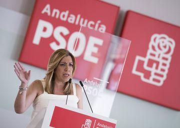 Díaz pide apoyo a los socialistas de la UE si hay sanción por el déficit