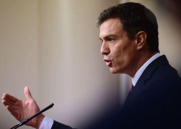 """Sánchez pide a Rajoy que forme un Gobierno """"conservador, no continuista"""""""