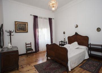 La habitación del último sueño de Franco antes del levantamiento militar