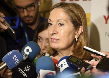 La ministra Ana Pastor, candidata del PP y Ciudadanos a presidir el Congreso
