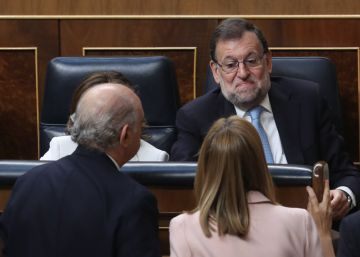 """Rajoy: """"Quiero gobernar y pido que se me deje"""""""