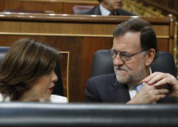 Rajoy habla catalán en la intimidad
