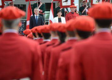 El Superior vasco anula la convocatoria de 250 plazas para la Ertzaintza