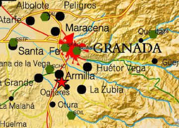 Terremoto en Granada